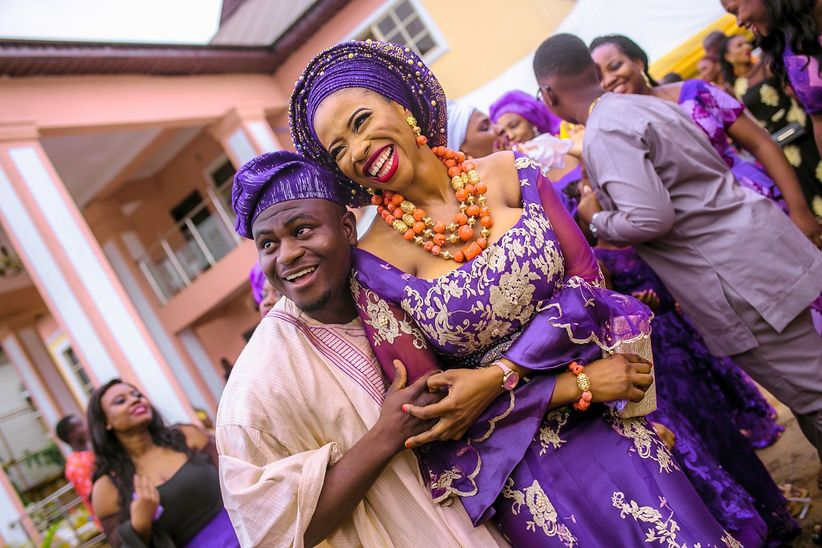 see how these seriously creative naija couples styled their nigerian wedding