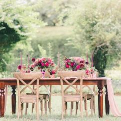 Big Bamboo Circle Chair Fabric Guest Chairs 13 Types Of Wedding For A Stylish Day Weddingwire