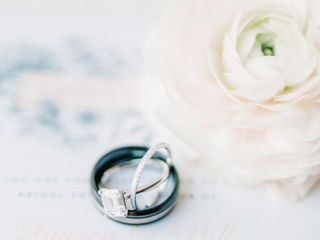 The wedding of Lauren and Will 2