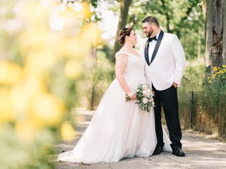 The wedding of Lauren and Will