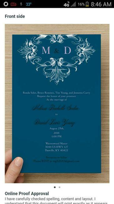 vista print invitations weddings