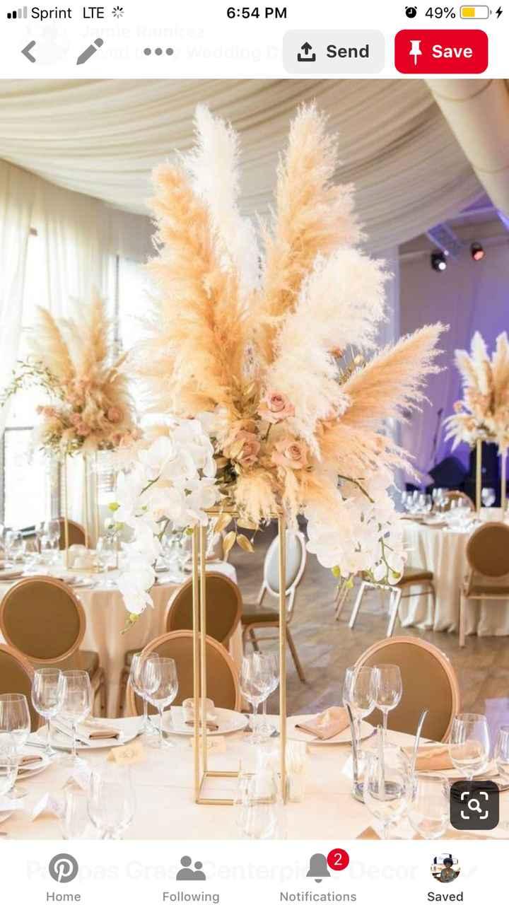 Pampas Grass Decor Hobby Lobby : pampas, grass, decor, hobby, lobby, Pampas, Grass, Weddings,, Style, Décor, Wedding, Forums, WeddingWire