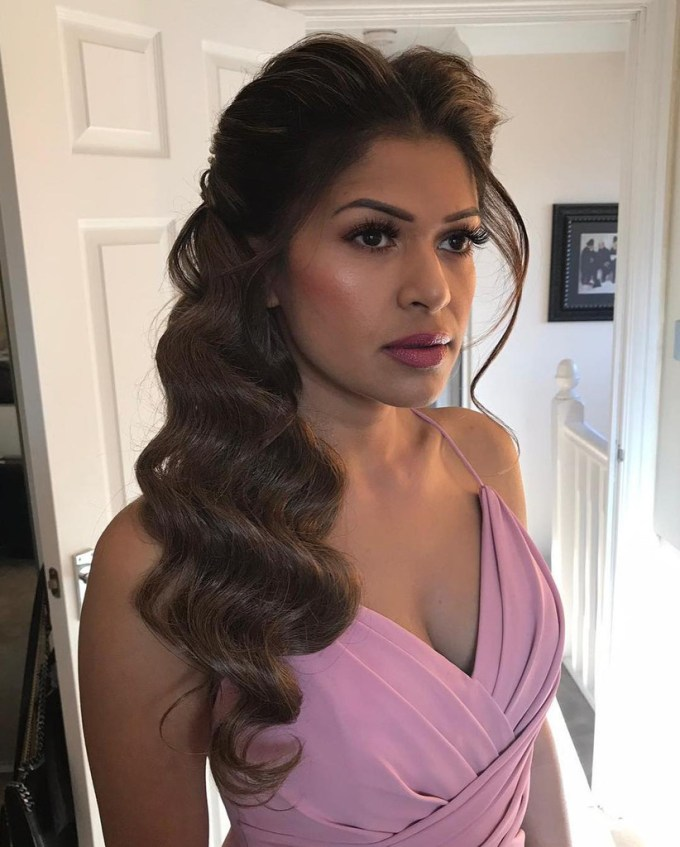 trending indian wedding hairstyles for medium hair you need