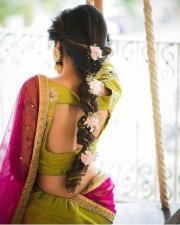 inspiring indian wedding hairstyles