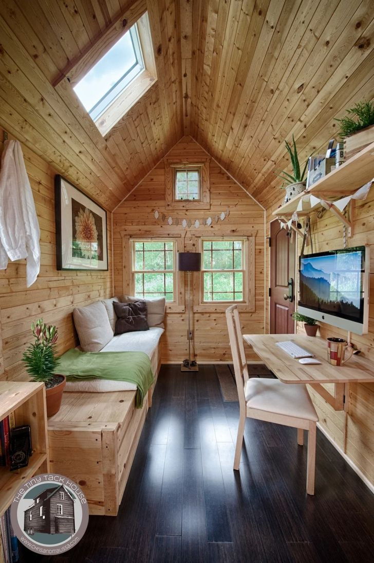 Interior Design: Interior Design Tiny House. Tack House Interior Wallpaper Design Tiny House For Studio Mobile Phones Hd Pics You Wish Could Live In