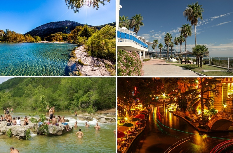 The Best Summer Vacation Destinations To Visit In Texas