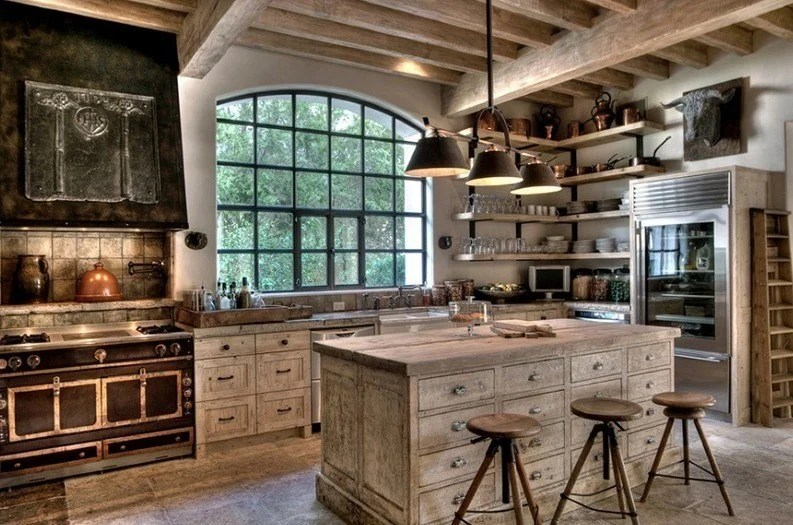 7 Charming Country Kitchens That Will Inspire You
