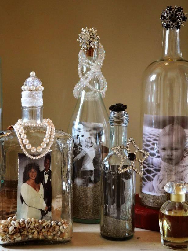 15 Ingenious Ways to Reuse a Liquor Bottle