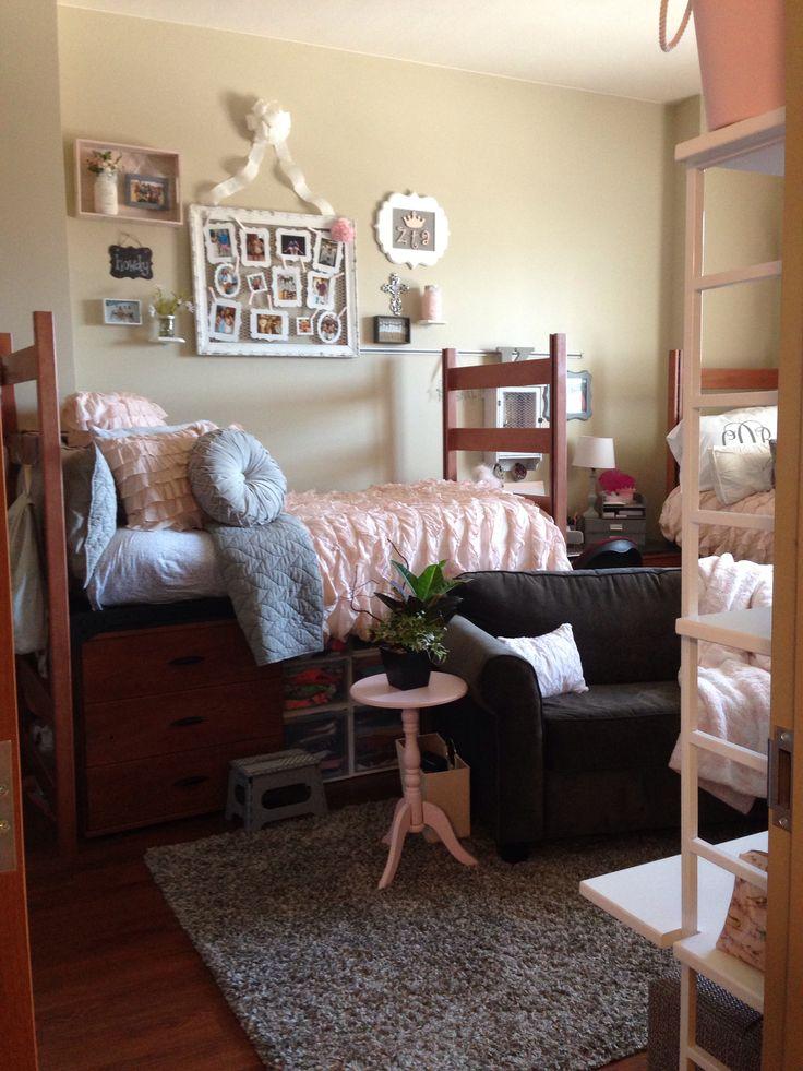 9 Decorating Tricks to Countrify Your Dorm Room