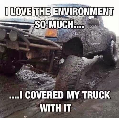 20 JackedUp Truck Memes That Will Make You Want to Go Muddin