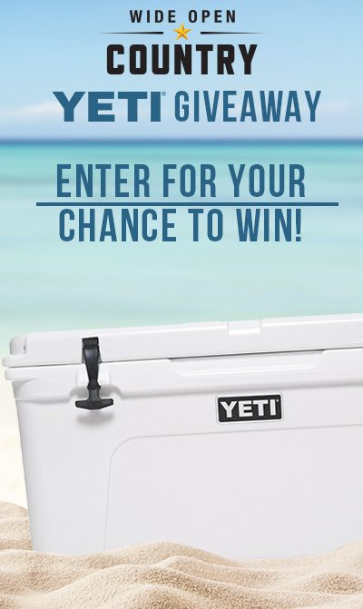 Monthly Yeti Giveaway