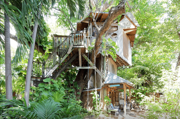 7 Incredible Treehouses You Can Rent on Airbnb