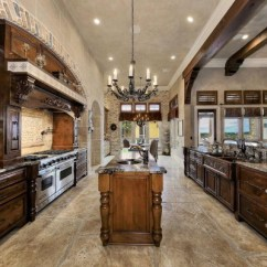 Professional Kitchen Appliances Curtain Take A Look Inside This Beautiful Spanish-style Mansion In ...