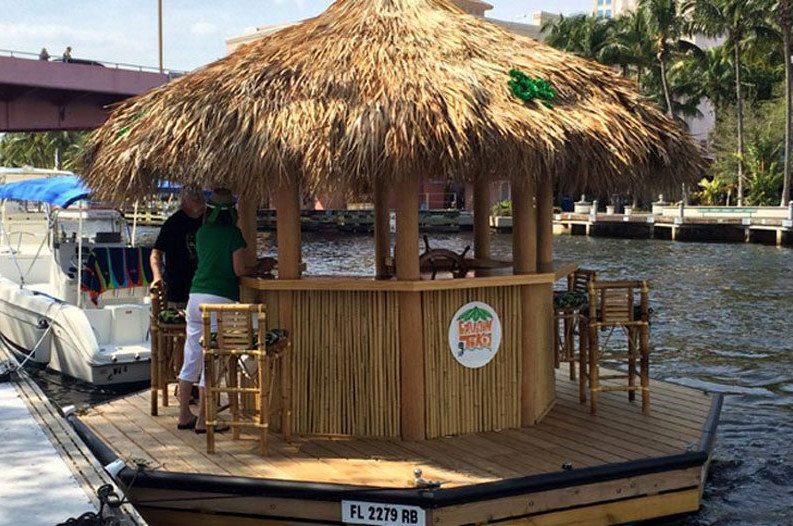Margaritaville Tiki Bar  Home Ideas