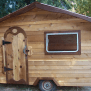 Build Your Own Tiny Cabin On Wheels For 1 500