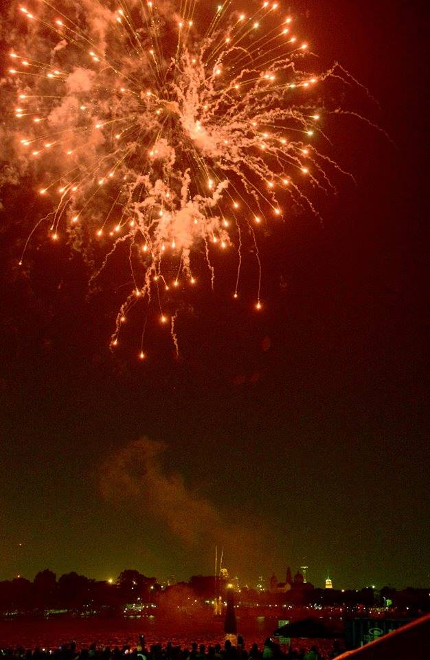 10 Of The Best Places To Celebrate The Fourth Of July In Texas
