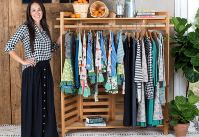 Joanna Gaines Credit Joanna Gaines With Her