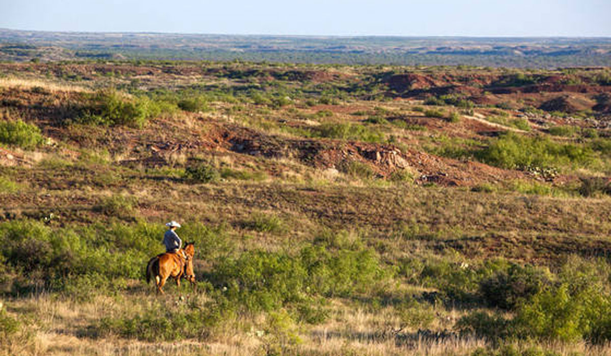 The 10 Biggest Texas Ranches