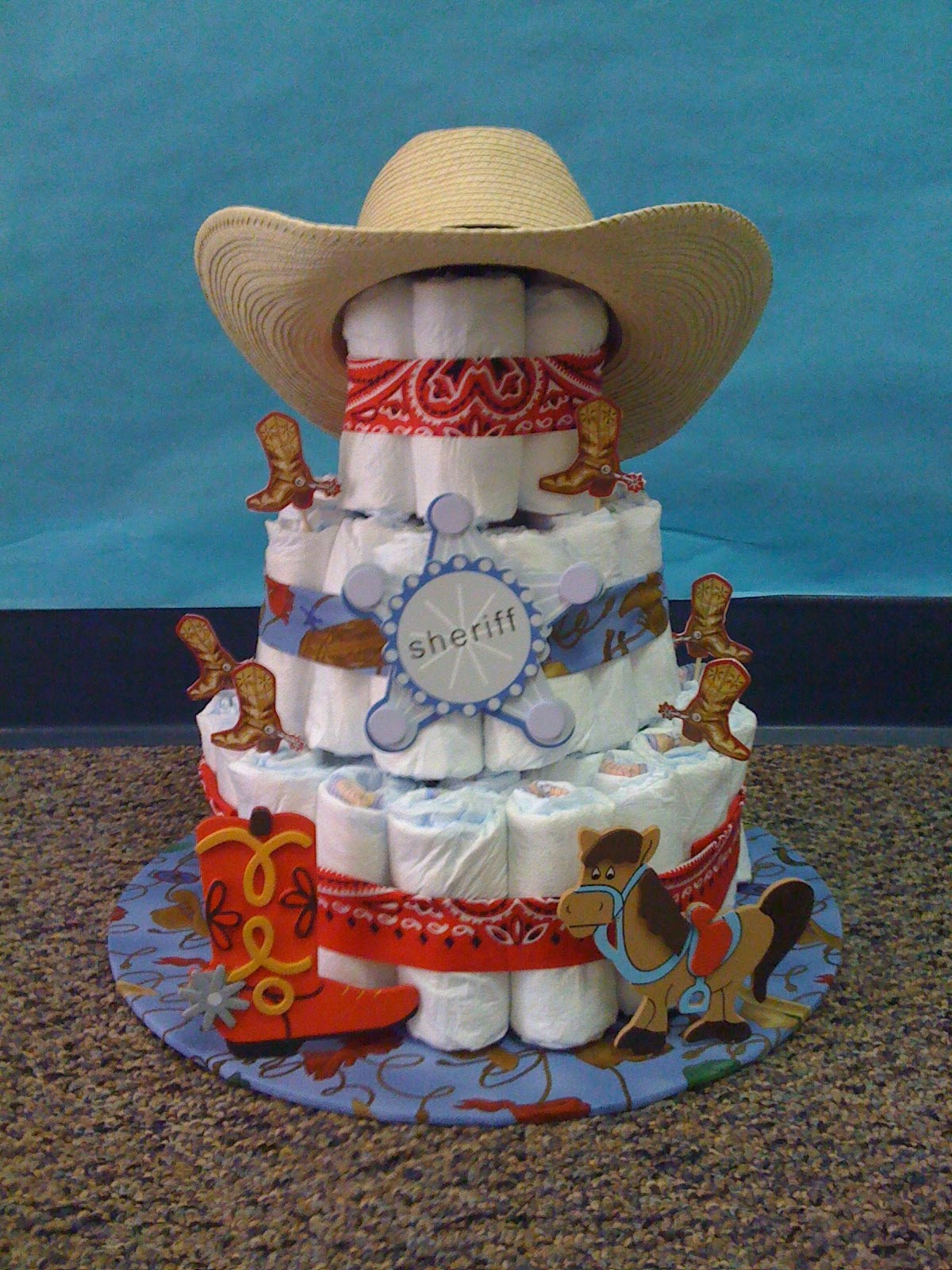 9 Adorable Country Themed Baby Shower Ideas