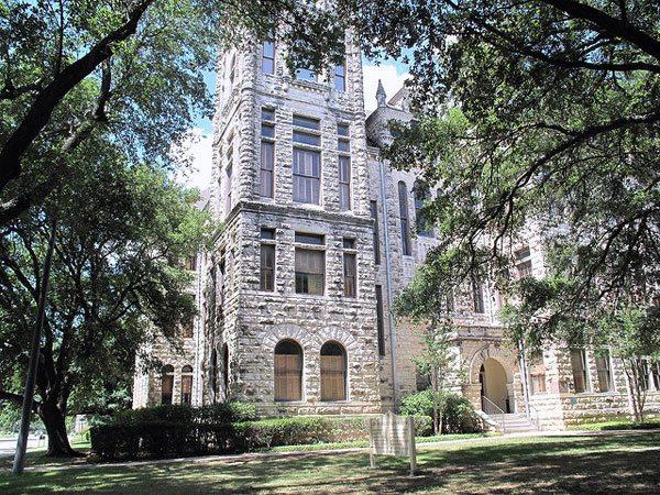 Southwestern University Location