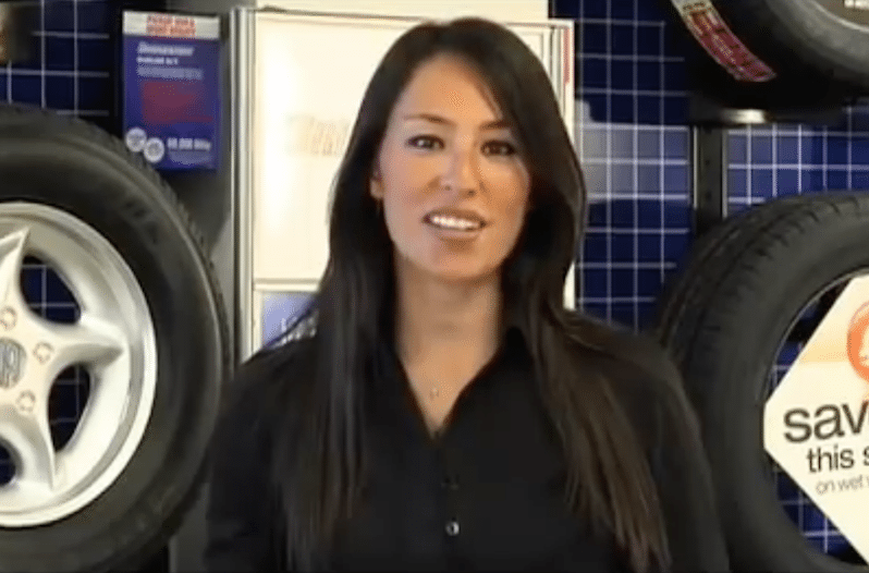 Joanna Gaines Adorable TV Commercial from 2008 Will Make