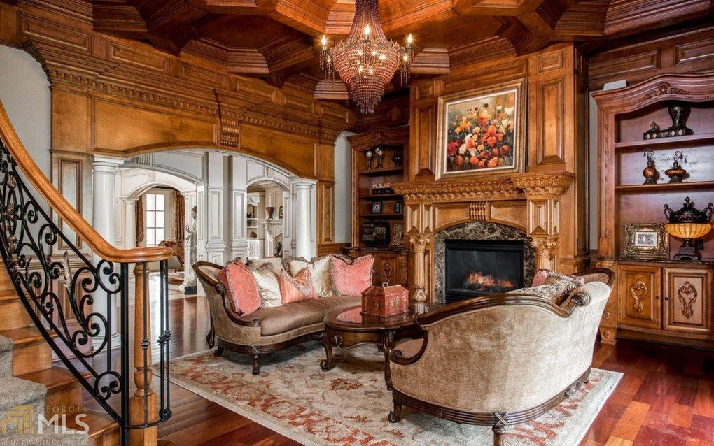 Beautiful Sitting Room