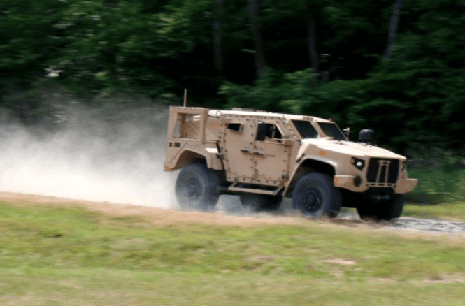 A Rigorous Testing Exercise Was Undertaken To Choose A Model From 3 Different Vendors Oshkosh Declared As Winner In 25 August 2018 When Its