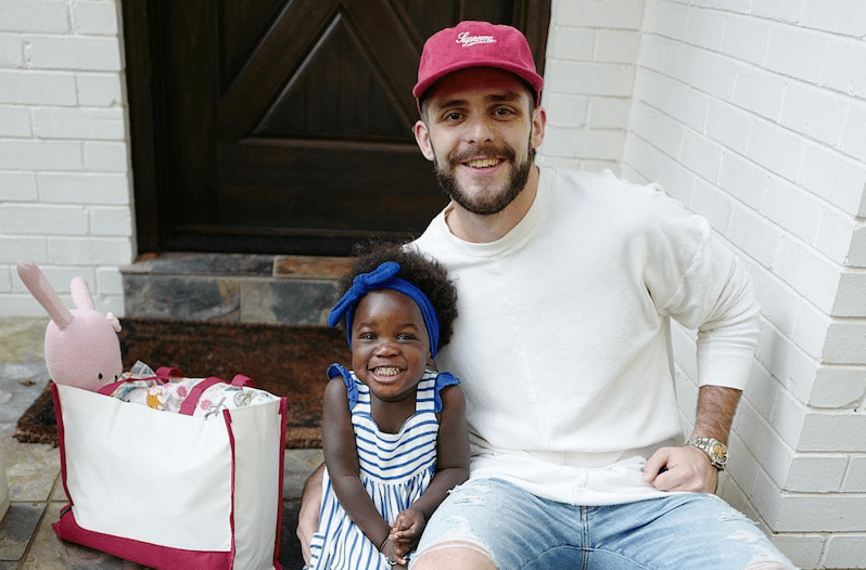 Thomas Rhett And Lauren Akins Show Off Their Adorable Baby Rooms