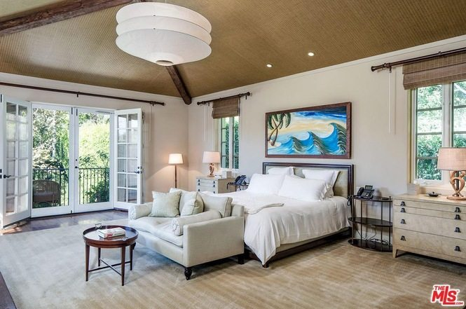 Glenn Freys Incredible Los Angeles Home is up for Sale