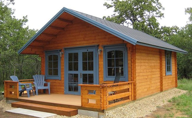 Cabin Kit From Amazon Lets You Build Your Tiny Dream Home