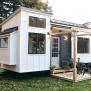 Peek Inside This Gorgeous Farmhouse Inspired Tiny House