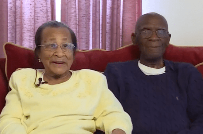 Image result for couple celebrate 82 years together