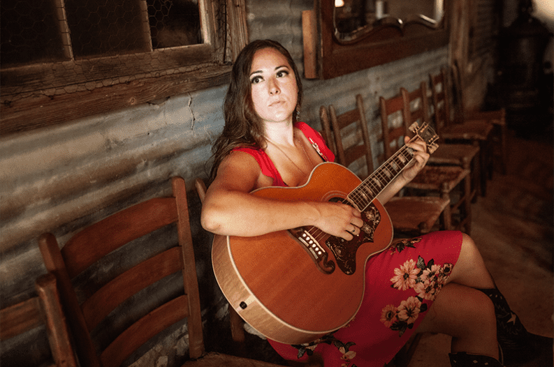 Song Premiere: Tessy Lou Williams' 'Mountain Time in Memphis'