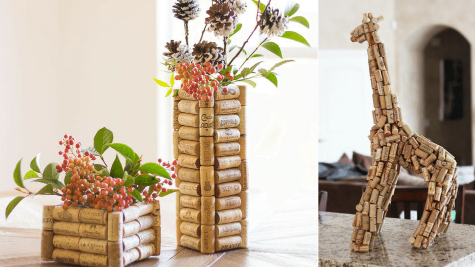 The 15 DIY Wine Cork Crafts Perfect For Rainy Days And