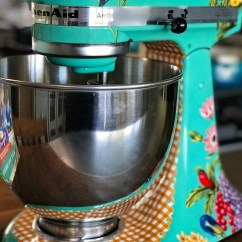 Mixer Kitchen Aid Cabinet Sliding Shelves The Pioneer Woman Is Giving Away A Gorgeous Floral ...