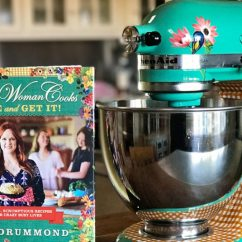Kitchen Aid Hand Mixer Trough Sink The Pioneer Woman Is Giving Away A Gorgeous Floral ...