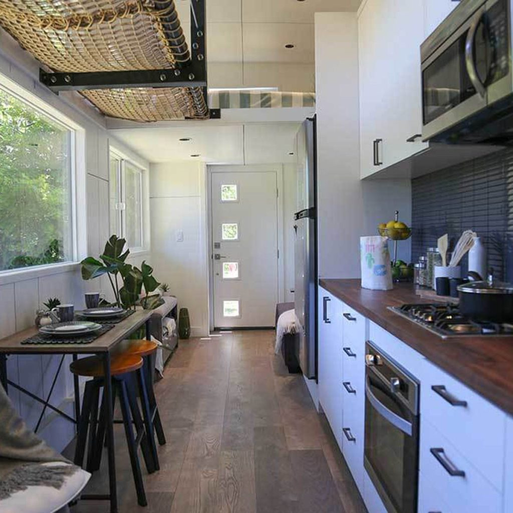 The 11 Tiny House Kitchens Thatll Make You Rethink Big