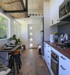 tiny house kitchens [ 1024 x 1024 Pixel ]