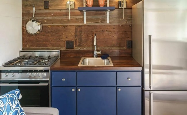 The 11 Tiny House Kitchens That Ll Make You Rethink Big