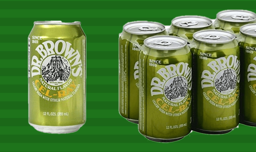 Have You Ever Heard of Celery Soda?