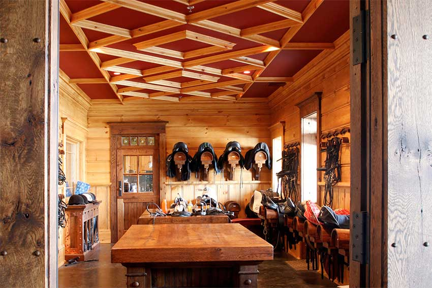 Equestrian Envy 10 Tack Rooms That Will Make You Swoon