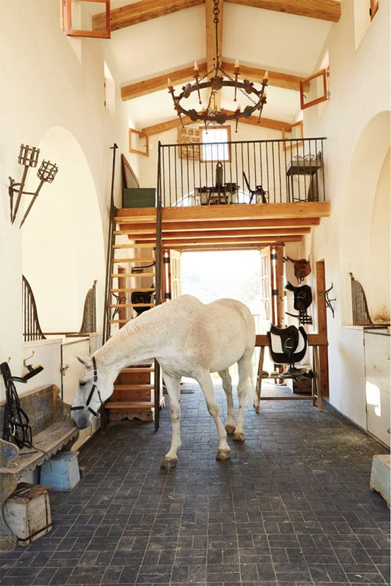 15 Amazing Horse Barns You Could Probably Live In