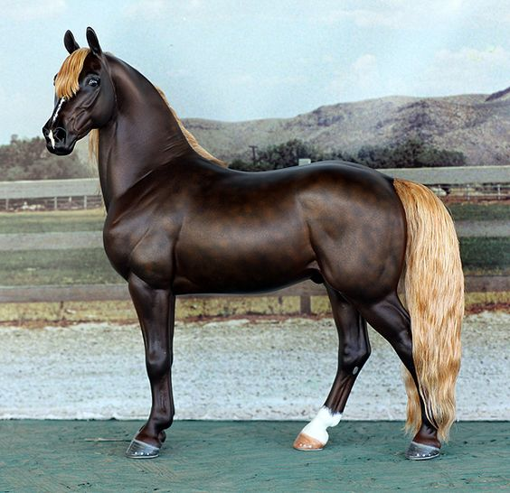 realistic horse toy # 44