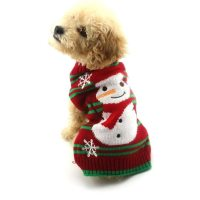 13 Adorable Ugly Christmas Sweaters for Your Dog