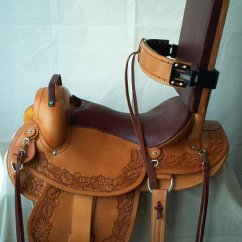 Horse Saddle Seat Chair High Back Wing Custom Saddles Help Disabled Riders Mount Up Again