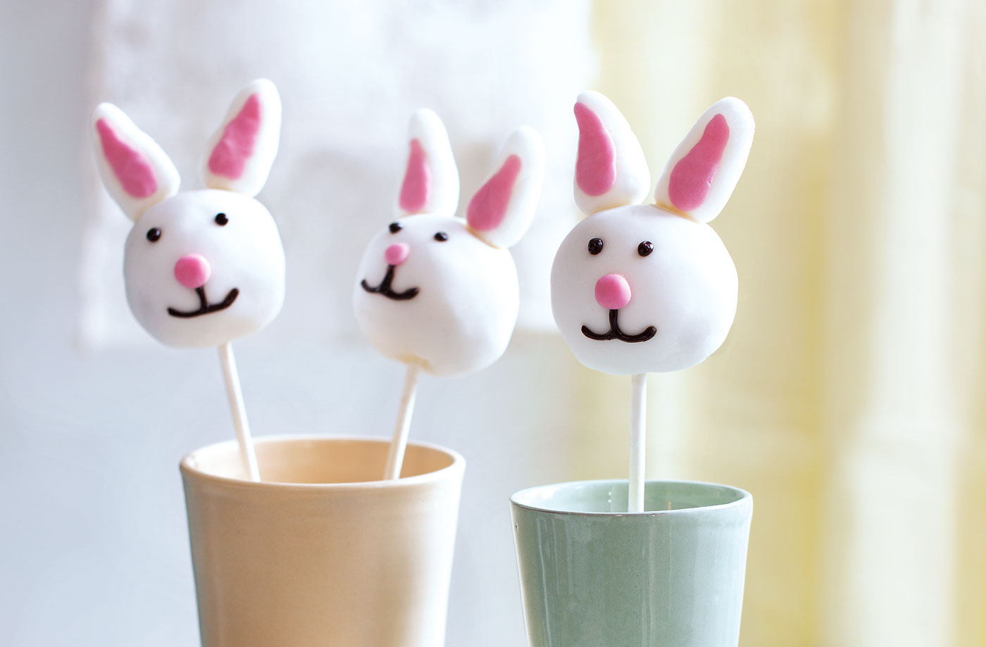 Cute Marshmallow Wallpaper Hd 16 Rabbit Cakes For Some Bunny Special This Easter