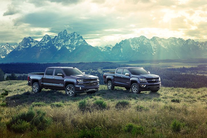 chevy rolls out 100th anniversary centennial special edition silverado and colorado