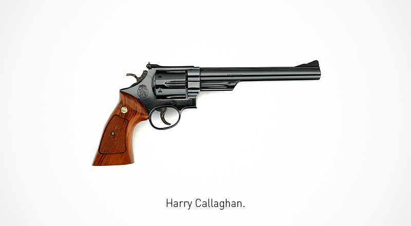 10 Famous Guns From the Movies [PICS]