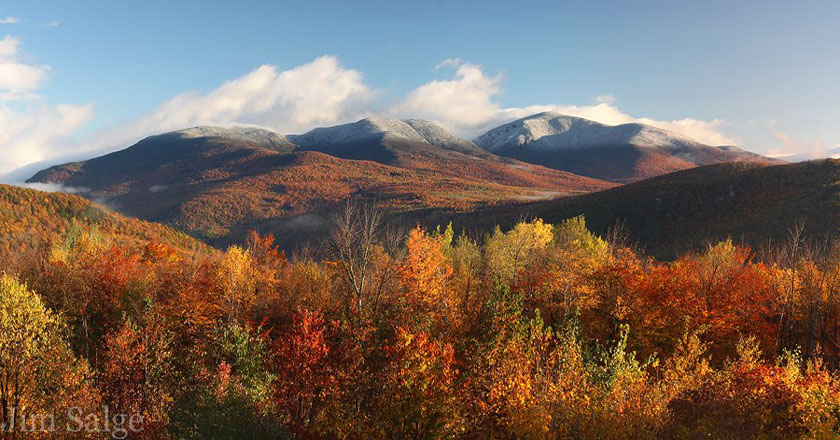 Vermont Fall Wallpaper Top Ten New England Places To See Fall Foliage