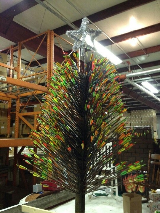 The Best Hunting Christmas Trees Youll See This Season